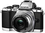 Olympus OMD E-M10 camera. Photography courtesy Olympus