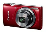 Canon Ixus 175 compact camera. Photography courtesy Canon