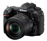 Nikon D500. Photography courtesy Nikon