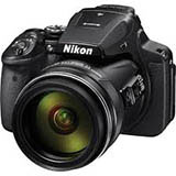 Nikon P900 digital camera. Photography courtesy Nikon