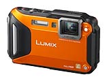 Panasonic Lumix FT-6 digital camera. Photography courtesy Panasonic