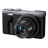 Panasonic Lumix digital camera. Photography courtesy Panasonic