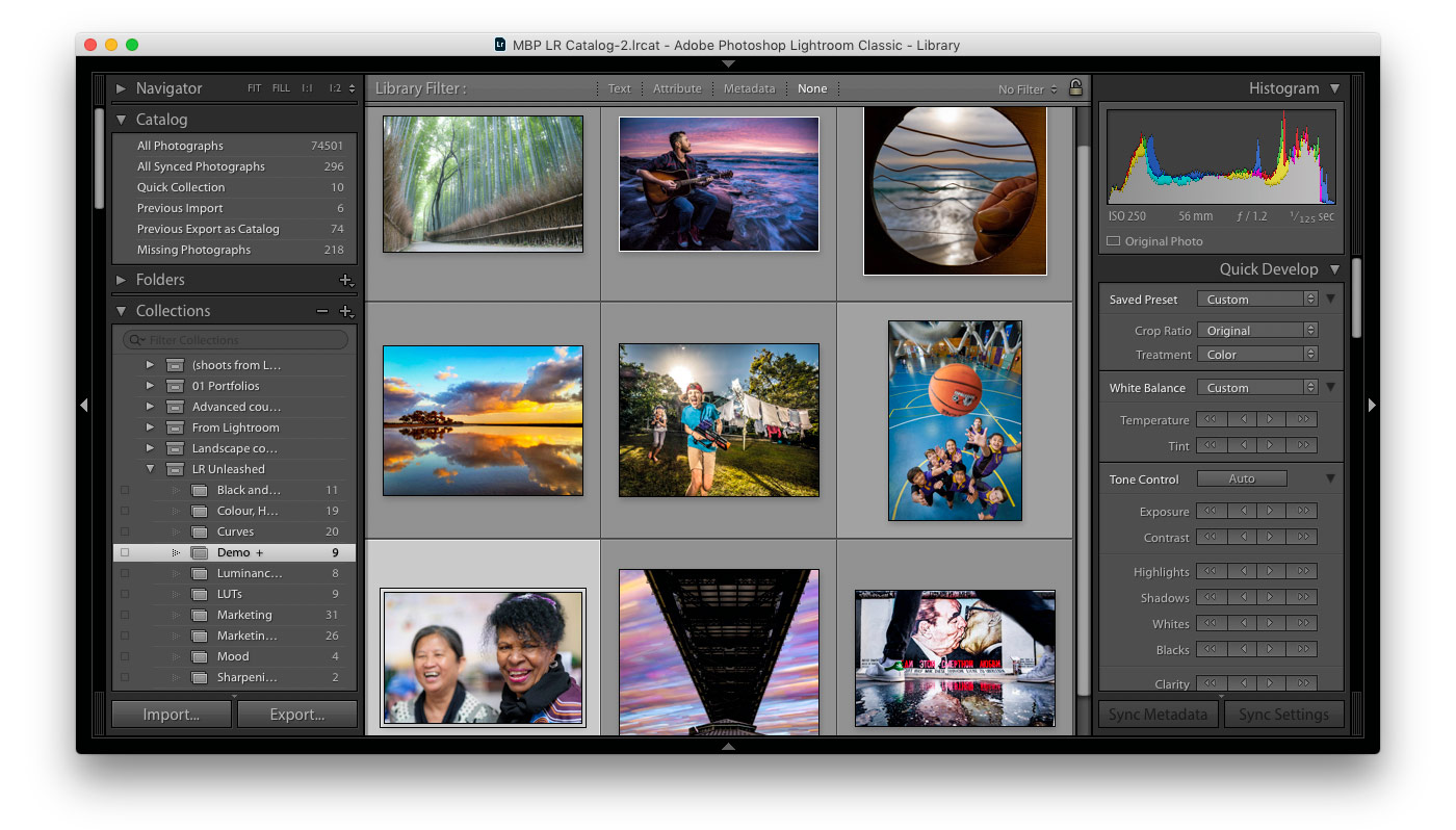 Learn the secrets of the Lightroom library module