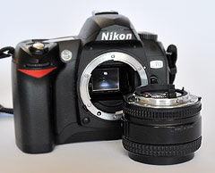 old lenses on new cameras rh takebetterphotos com au Nikon D3100 DSLR Camera Kit Nikon Red Camera